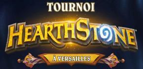 Hearthstone - tournoi e-sport à Versailles