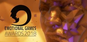 Emotional Games Awards 2018 - 2ème édition