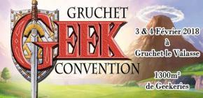 Gruchet Geek Convention 2018