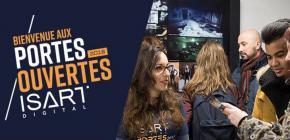 Isart Digital - Journée Portes Ouvertes 2018