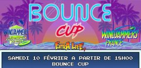 Bounce Cup - tournoi officiel Windjammers