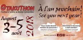 Otakuthon 2018 - 13ème édition