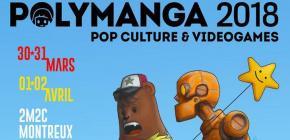 Polymanga 2018 - 14ème convention manga et jeux vidéo en Suisse