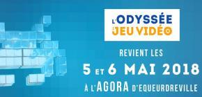 Odyssée du Jeu Vidéo 2018 - 6ème édition