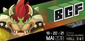 Bordeaux Geek Festival 2018 - Foire internationale de Bordeaux