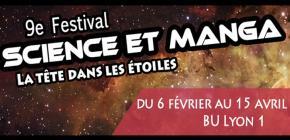 Festival Science et Manga 2018 - 9ème édition dédiée à l'espace
