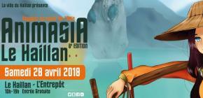 Animasia Le Haillan 2018 - festival aquitain des cultures asiatiques