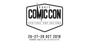 Comic Con Paris 2018 - festival européen de la pop culture