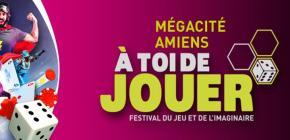 A toi de Jouer - Festival du jeu et de l'imaginaire 2018