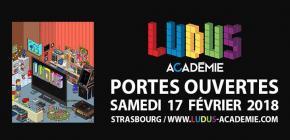 Journée portes ouvertes Ludus Académie Strasbourg