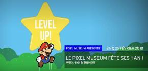 Le Pixel Museum fête ses 1 an