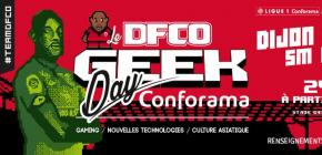 Dijon FCO Geek Day