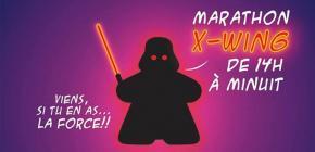 Journée jeux du Pas Ludique et Marathon X-wing