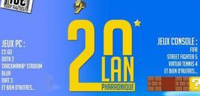 LAN Ph@raonique 20