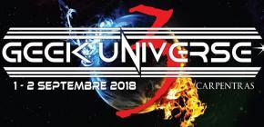 Geek Universe Festival 2018