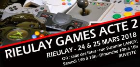 Festival Rieulay Games Acte 2