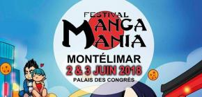 Manga Mania 2018