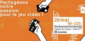 GG_Fest - Jeu Vidéo à la Sorbonne