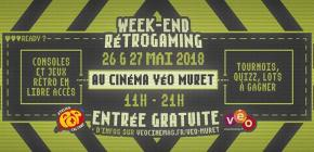 Week-end rétrogaming 2018