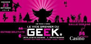 Le vide grenier du geek de Capbreton