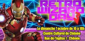 The Retro Wizard Day