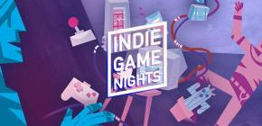 Indie Game Nights #1