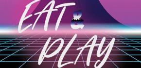 Eat and Play 2018 avec Ordirétro Lille