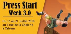 Press Start Week 3.0