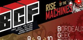 Bordeaux Geek Festival 2019 - Rise of the Machines