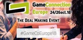Game Connection Europe 2018