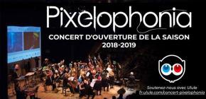 Concert Pixelophonia