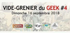Vide Grenier du Geek Clermont #4