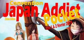 Japan Addict Pocket 2019 - Pirates et autres Corsaires