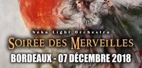 The Neko Light Orchestra - concert Soirée des Merveilles