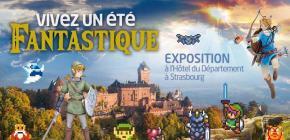 Exposition Zelda : Vivez un été fantastique