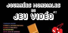 Journées Mondiales du Jeu Vidéo