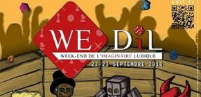 WEDIL Week-end de l'Imaginaire Ludique