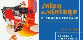 Salon du Vintage de Clermont Ferrand