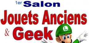 Salon des Jouets Anciens et de la Culture Geek