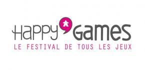 Happy'Games 2019 - 6ème édition du Festival de tous les jeux