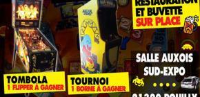Bourgogne Game Show 2018 - salon arcade et jeux de café
