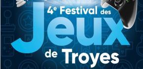 Festival des Jeux de Troyes 2018 - quatrième édition
