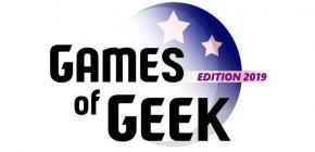 Salon Games of Geek 2019