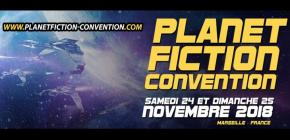 Planet Fiction 2018 convention de science fiction