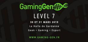 Gaming Gen 2019 - septième édition du Festival du Jeu de Gardanne