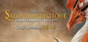 Salon Fantastique 2018 - édition Dragon