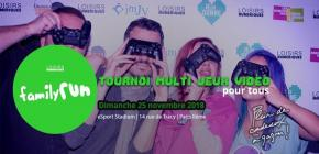 Journées Mondiales du Jeu Vidéo - Family Run
