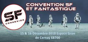 SF Connexion 2018 - 9ème édition de la convention science-fiction