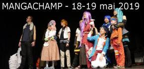 Mangachamp 2019 - 13ème édition Mythes et Légendes