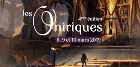 Les Oniriques 2019 - 6ème édition du festival des cultures de l'imaginaire